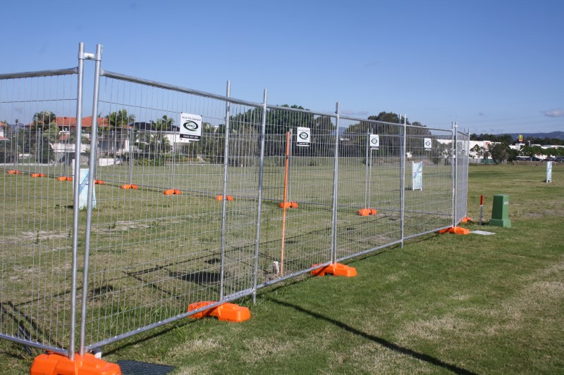 Temporary Fence Hire QLD Gallery